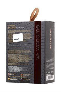Черный тренажер Кегеля WANAME D-SPLASH Eclipse
