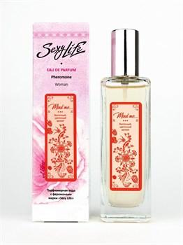 Женская парфюмерная вода с феромонами Sexy Life Mind me, 30 мл