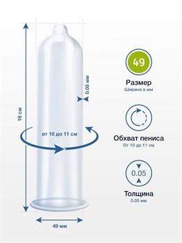 Презервативы MY.SIZE размер 49 - 36 шт.