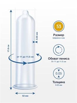 Презервативы MY.SIZE размер 53 - 36 шт.