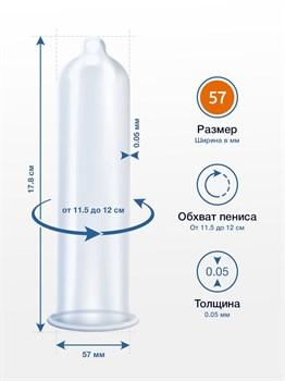 Презервативы MY.SIZE размер 57 - 36 шт.