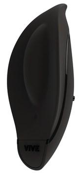 Черный клиторальный стимулятор Minu
