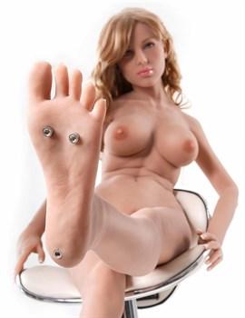 Реалистичная секс-кукла Mandy