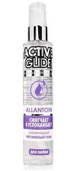Увлажняющий интимный гель Active Glide Allantoin - 100 гр.