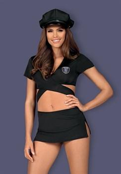 Пикантный костюм полисвуман Police