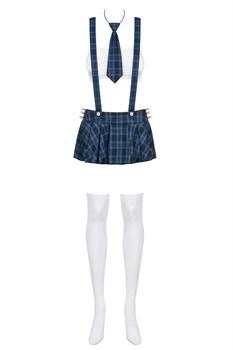 Пикантный костюм ученицы Studygirl