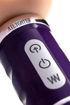 Реалистичный вибратор Ailighter Telescopic Lover 2 - 27,1 см.