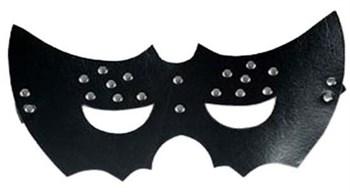 Черная маска на глаза «Бэтмэн»