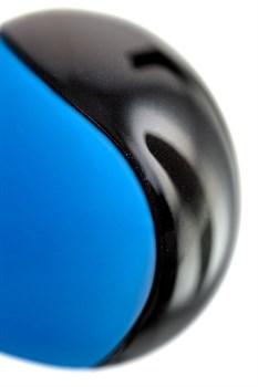 Голубой вибростимулятор COSMY - 18,3 см.