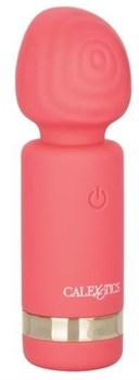 Розовый мини-вибромассажер #ExciteMe - 9,5 см.