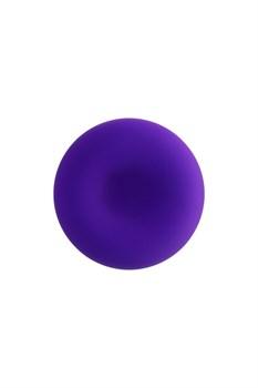 Фиолетовая анальная втулка Sholt - 10 см.