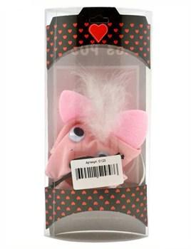 Розовые шаловливые трусики Miss Pussy