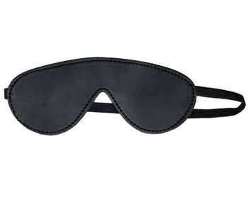 Черная маска Shy