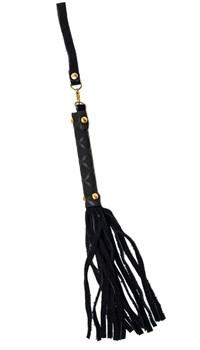 Черная плеть Attraction - 27 см.