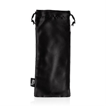 Черный двухсторонний вибромассажер Vibes Wand Vibrator - 22,5 см.