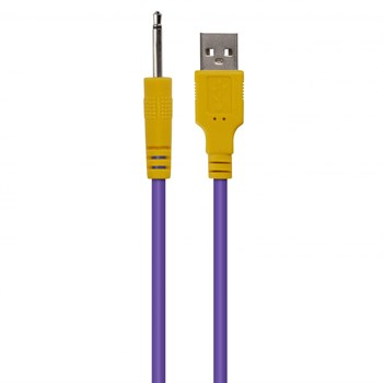 Желтый вибромассажер Tone G-Spot Vibrator - 23 см.