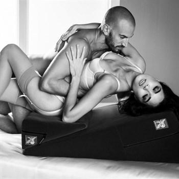 Синяя подушка для секса из двух частей Liberator Wedge/Ramp Combo