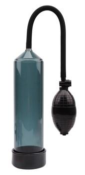 Черная ручная вакуумная помпа MAX VERSION