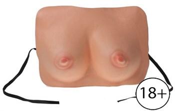 Накладная грудь для розыгрышей