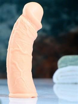 Фигурное мыло  Темперамент  с ароматом вишневого молока - 105 гр.