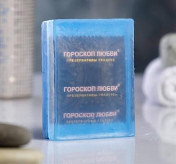 Мыло  Экстренная помощь  с презервативом внутри - 105 гр.