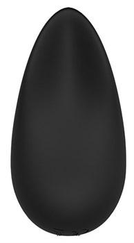 Черный клиторальный стимулятор ELENA