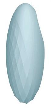 Голубой клиторальный стимулятор ELOISE