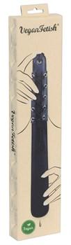 Черный пэддл со шнуровкой - 42 см.