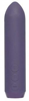 Фиолетовая вибропуля Je Joue Classic Bullet Vibrator - 9 см.