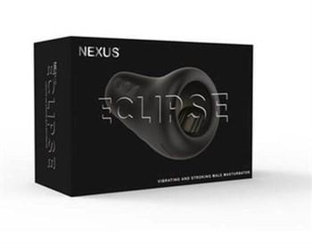 Черный мастурбатор Nexus Eclipse