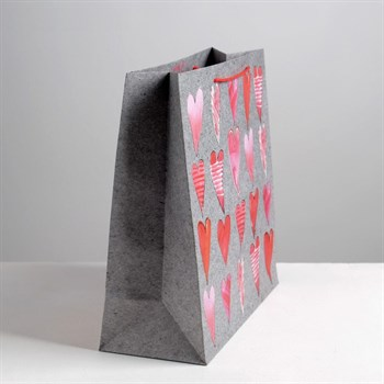 Бумажный пакет «Кому-то особенному» - 30 х 30 см.