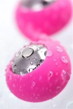Розовые вагинальные шарики Futa