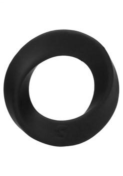 Черное эрекционное кольцо N 84 Cock Ring Medium