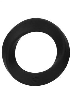 Черное эрекционное кольцо N 85 Cock Ring Large