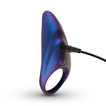 Фиолетовое эрекционное виброкольцо Neptune с пультом