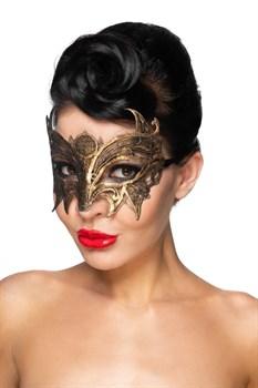 {{photo.Alt || photo.Description || 'Золотистая карнавальная маска  Андромеда '}}
