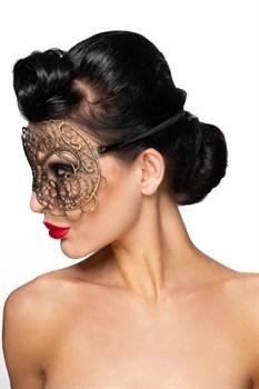 Золотистая карнавальная маска  Фомальгаут