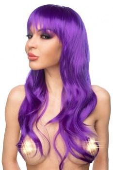 {{photo.Alt || photo.Description || 'Фиолетовый парик  Азэми '}}