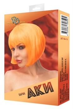 Оранжевый парик  Аки