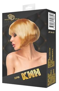 Золотистый парик  Кин