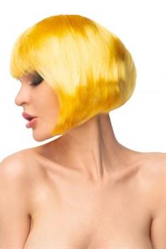 Золотистый парик  Тсукико
