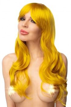 Золотистый парик  Кохэку