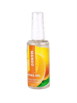 Интимный лубрикант Egzo Aroma с ароматом манго - 50 мл.