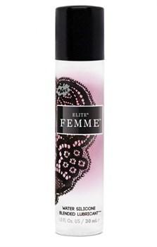 Женский водно-силиконовый лубрикант Wet Elite Femme - 30 мл.