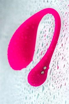 Розовое виброяйцо Lovense Lush 3