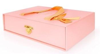Ярко-розовый реалистичный вибратор-кролик JRX - 25 см.