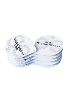 Презервативы Sagami Original 0.02 L-size увеличенного размера - 10 шт.