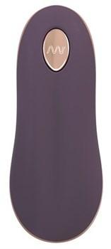 Фиолетовые виброшарики IDUNA с пультом ДУ
