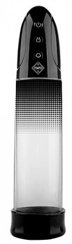 Черная вакуумная помпа Premium Automatic Pump Luv Pump