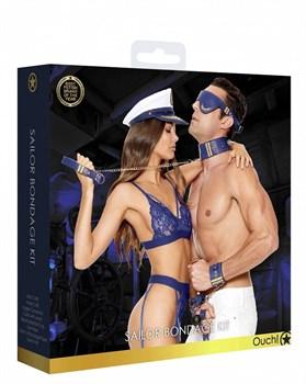 Матросский BDSM-набор Sailor Bondage